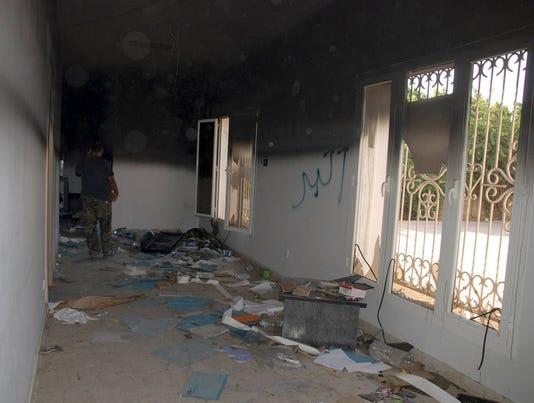 libya embassy benghazi