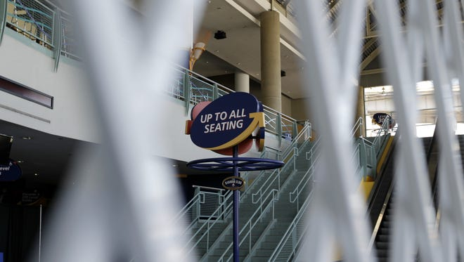 NHL arenas are expected to be empty for a while after talks broke up with no future ones scheduled.