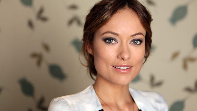 Olivia Wilde plays a stripper in the new comedy 'Butter,' out Friday.