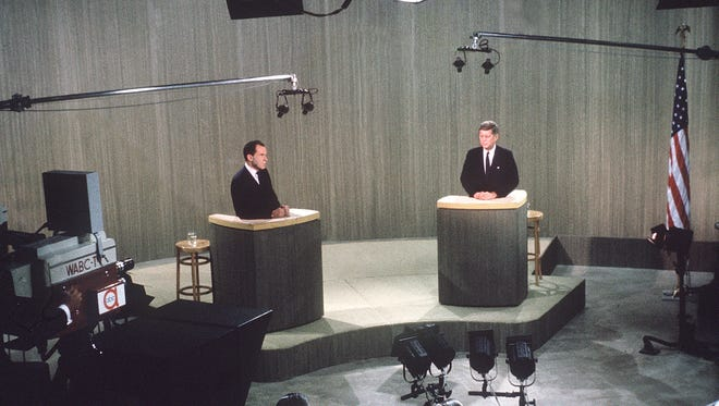 With the exception of the first televised debate between John Kennedy and Richard Nixon, none has really affected the outcome.