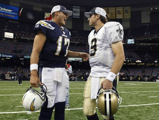 Drew Brees Chargers Much Drew Brees Has Owned