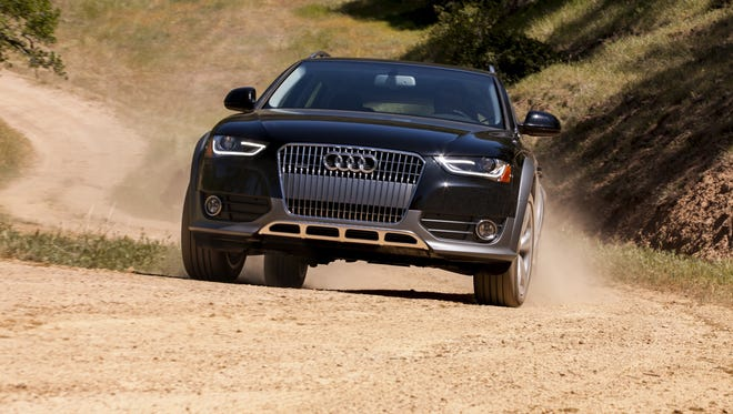 Allroad is rated 23 mpg in the most-relevant mode, combined city/highway driving, and Avant was 24. City and highway numbers differ, too.