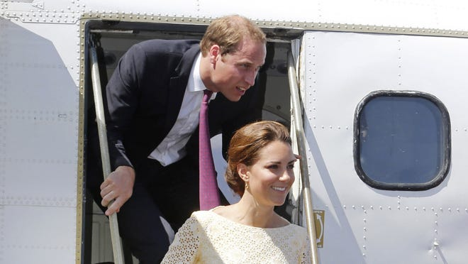 William and Kate, the Duke and Duchess of Cambridge, took their Diamond Jubilee tour to the Solomon Islands in September.