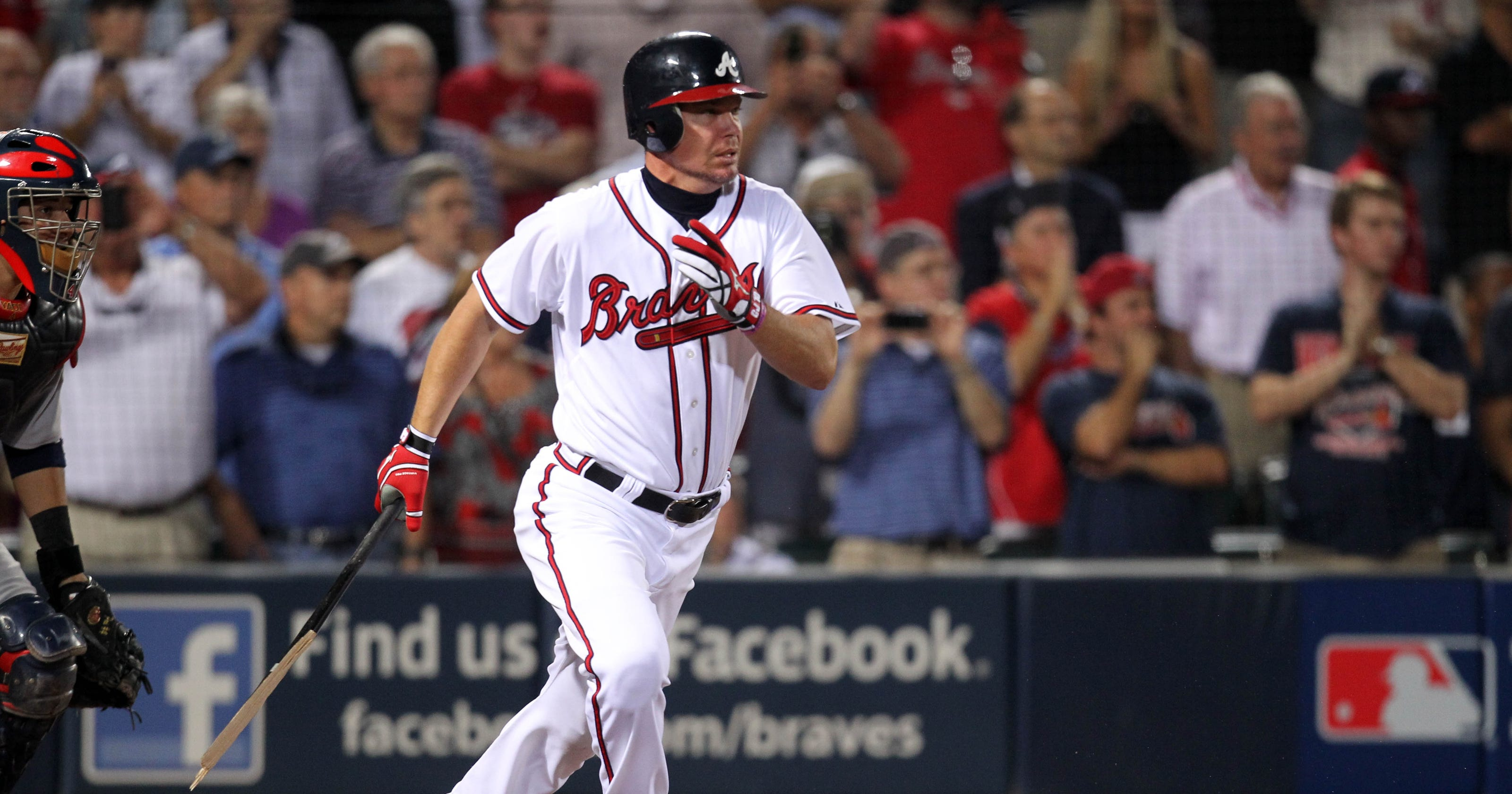 Chipper Jones Career Comes To A Sour End