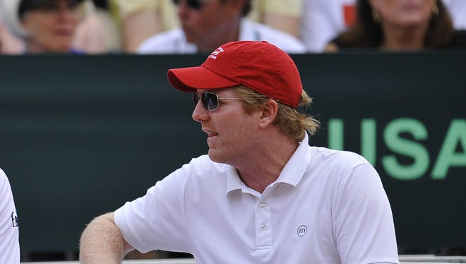 Jim Courier, who captains the U.S. Davis Cup team among his other activities in tennis, also keeps a close eye on the WTA.