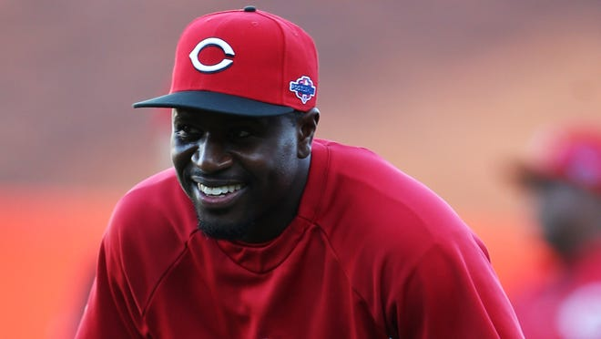"""They know I'm the guy that can get things going,"" Brandon Phillips said."