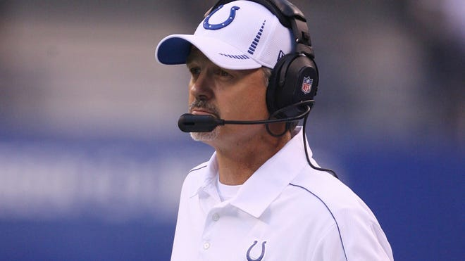 It is doubtful Colts coach Chuck Pagano will return to the sideline this season.