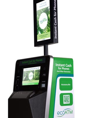 EcoATM has come up with an eponymous device, now in more than 150 U.S. stores and malls, that uses artificial intelligence to identify mobile devices and assess their condition before offering cash for them.