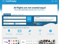 New website rates flights by service and amenities