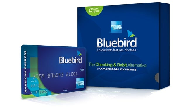 Customers can purchase Walmart's new prepaid-type card by buying the Bluebird starter kit for $5.