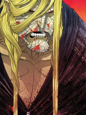 """The hulking antihero of """"The Strange Talent of Luther Strode"""" returns in a sequel beginning in December."""