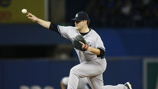 Phil Hughes, who will start Game 4 against the Orioles, stuggled in his last postseason starts for the Yankees, against the Rangers in the 2010 ALCS.