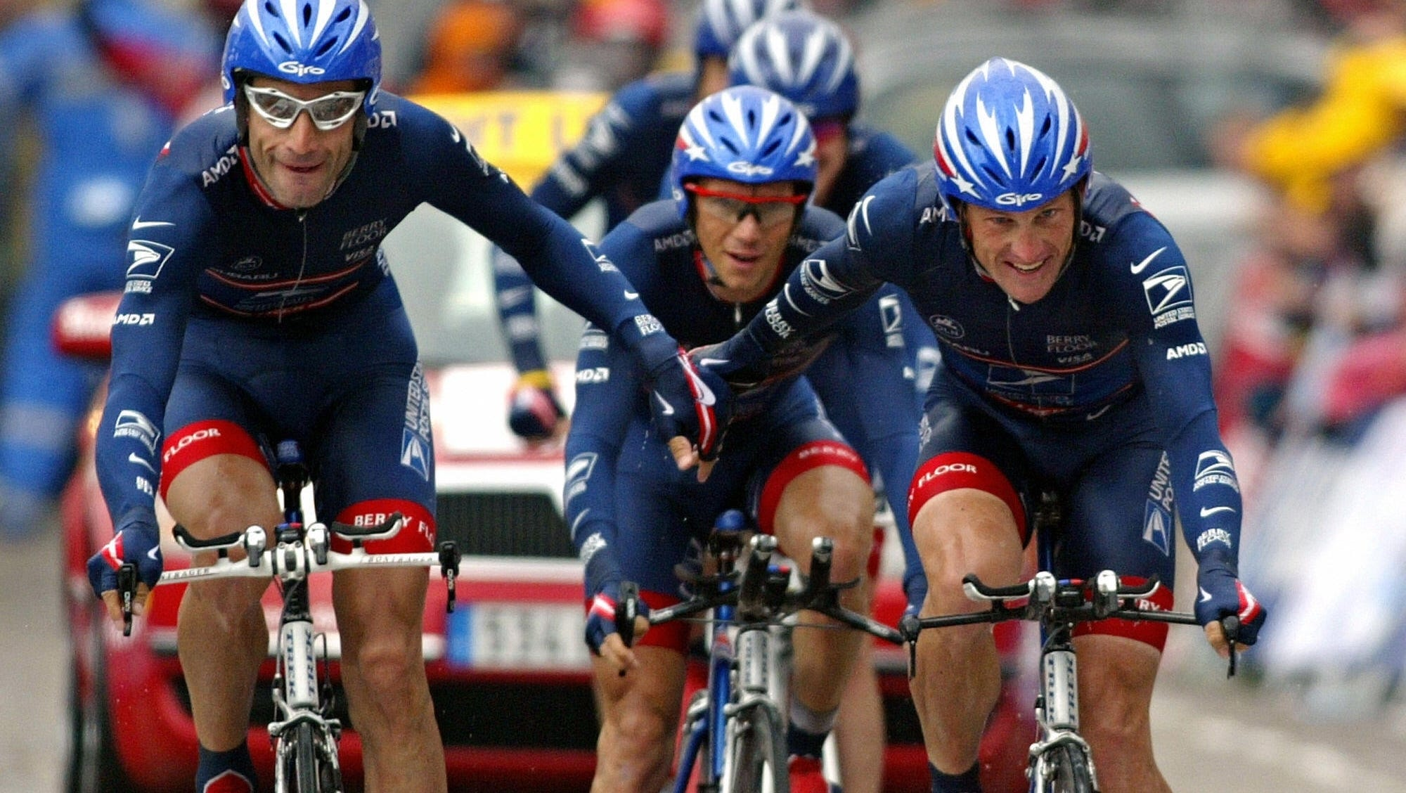 Admission by Armstrong friend Hincapie stands out