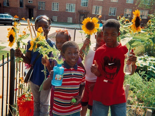 anacostia kids garden