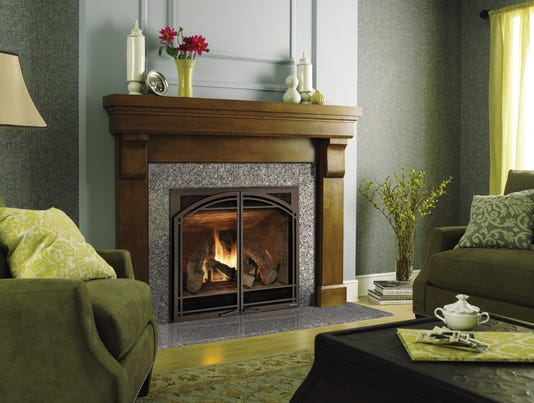 heat glo gas fireplace