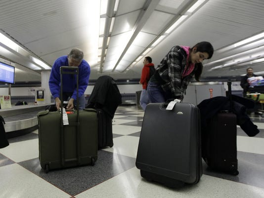 Your Say baggage fees