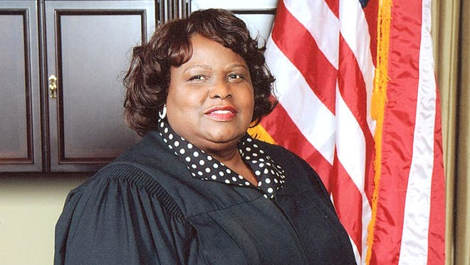 Undated photo shows Justice Bernette Johnson of New Orleans. The Louisiana Supreme Court ruled that Johnson will be the court's next chief justice, resolving a legal dispute that wound up in federal court.