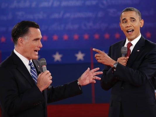 obama romney hofstra debate