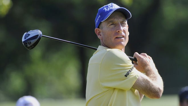 Jim Furyk has had a solid year, but the lack of victories -- and two big misses -- have left a sour taste.