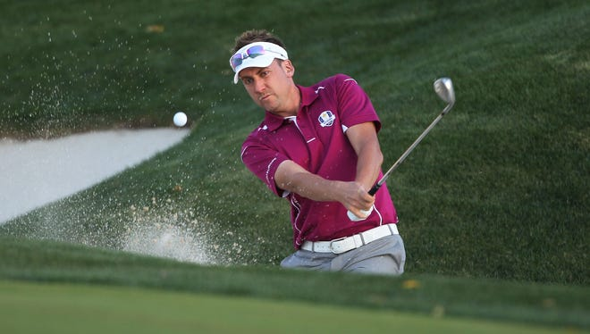 European Ryder Cup hero Ian Poulter will be in the field in Tiger Woods' World Challenge this year.