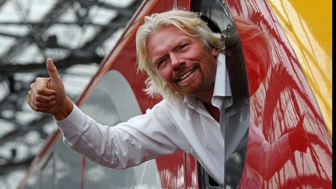 Sir Richard Branson, the British entrepreneur who has made billions, is a prime example of knowing how to sell yourself.