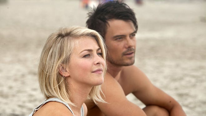 Julianne Hough and Josh Duhamel play a couple thrown together by fate.