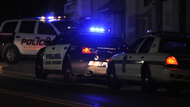 A new federal survey shows violent crime increased last year.