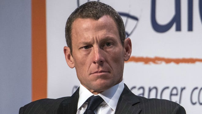 "Nike severed its relationship with Lance Armstrong due to the ""seemingly insurmountable evidence"" he participated in doping."