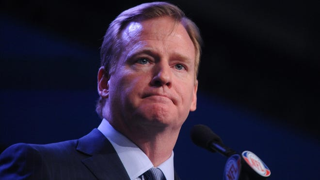 NFL commissioner Roger Goodell has told a federal judge to stay out of the league's discpline for Bountygate players.
