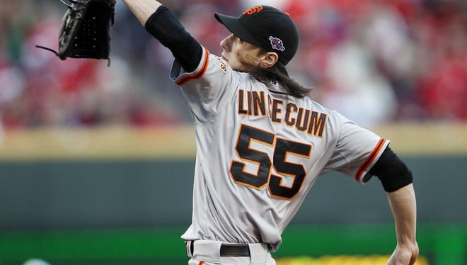 After Game 3 of the NLCS, Giants manager Bruce Bochy indicated Tim Lincecum would be the Game 4 starter.