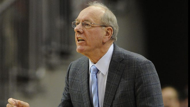All but the first three seasons of Jim Boeheim's head coaching tenure at Syracuse have involved the Big East. That will end after this season.