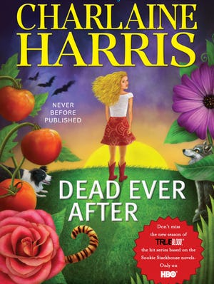 'Dead Ever After' by Charlaine Harris