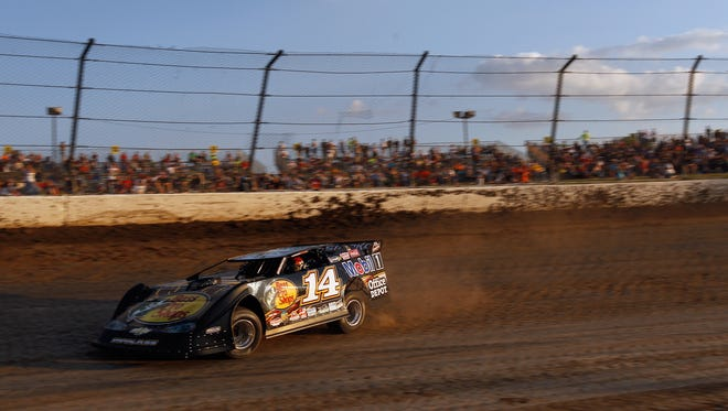 Tony Stewart held the 'Prelude to the Dream' at Eldora Speedway for eight consecutive years.