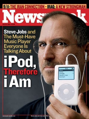 The cover story in the July 26, 2004 issue of Newsweek.