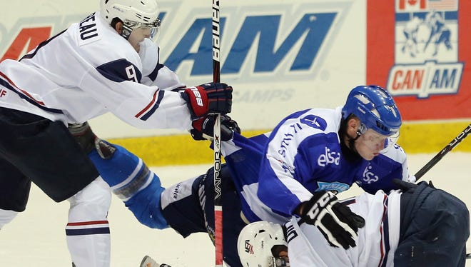 Finland's Rasmus Ristolainen has more upside on defense than Ryan Murray, who was taken second overall this year.