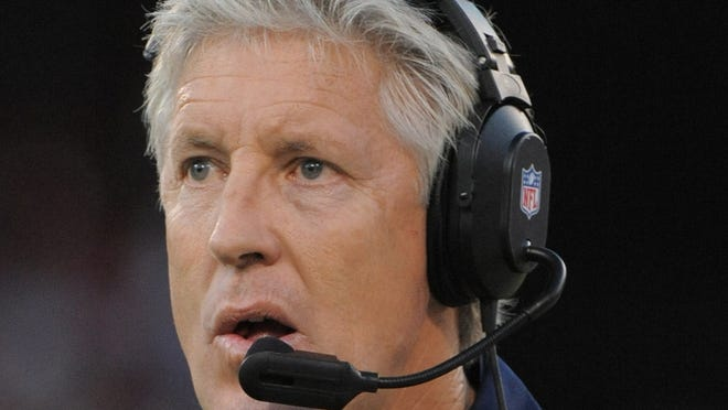 The Seahawks and coach Pete Carroll were the latest Thursday night victims, falling to the host 49ers.