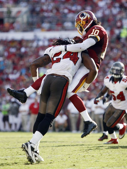 buy popular 3dead 0f4a7 Mark Barron proves big hit with Buccaneers as rookie