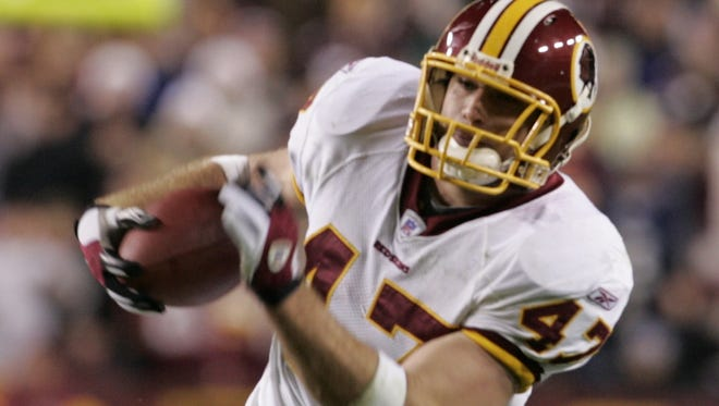 Chris Cooley played eight seasons for the Redskins prior to his August release.
