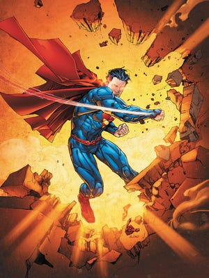 """The Man of Steel makes a major life change in his secret identity as Clark Kent in the new issue of """"Superman."""""""