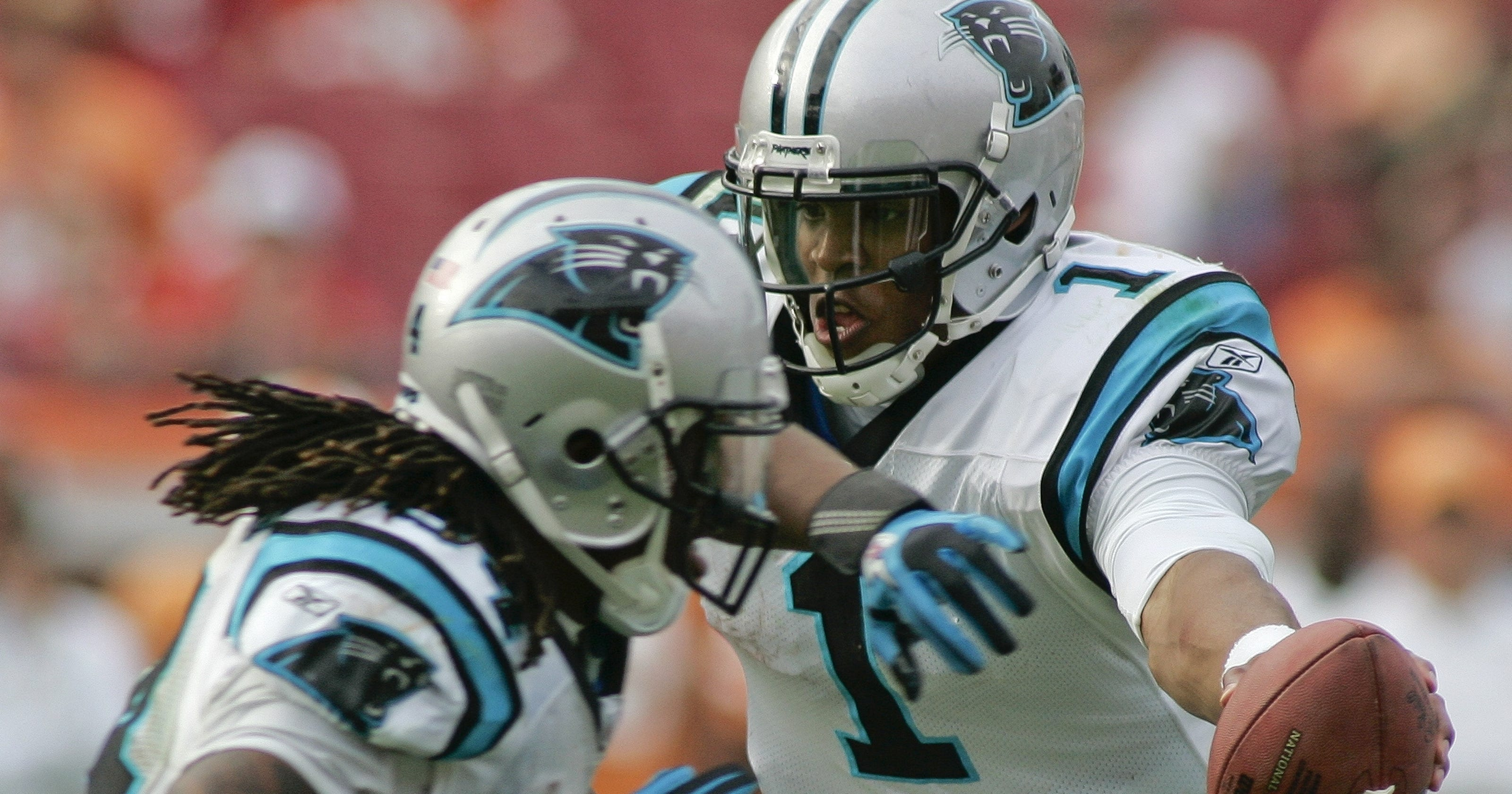 e726afdc1a3 Monday Playbook: More changes for the Carolina Panthers?