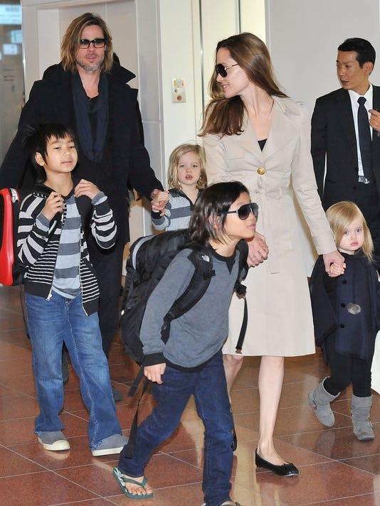 Report Pax Zahara Jolie Pitt Join Maleficent Cast