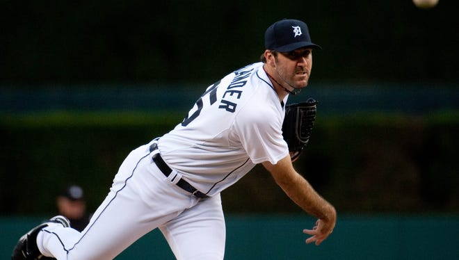 Justin Verlander says his goal is to make the Hall of Fame, and he's well on his way after seven seasons with the Tigers.