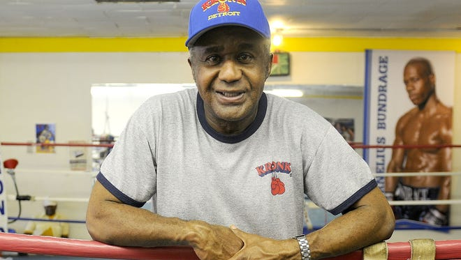 Emanuel Steward has taught boxing to many professionals and amateurs at Detroit's Kronk Gym for years. He has most recently trained heavyweight champion Wladimir Klitschko.