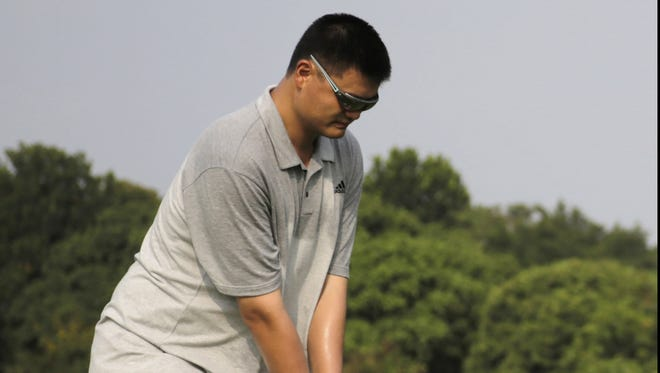 Yao Ming's stance seems fine, it's everything the proceeds that goes wonky.