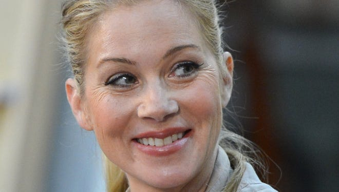 Christina Applegate has played the role of  Reagan on the NBC comedy 'Up All Night.'
