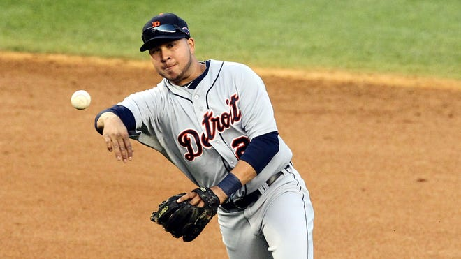 Tigers' Jhonny Peralta started 145 games at shortstop and made just seven errors.