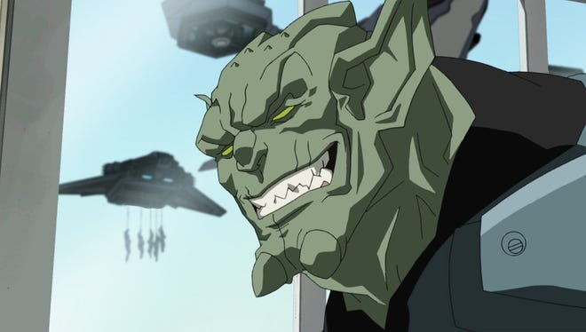 """The Green Goblin attacks Spider-Man and S.H.I.E.L.D. in an upcoming episode of Disney XD's """"Ultimate Spider-Man."""""""
