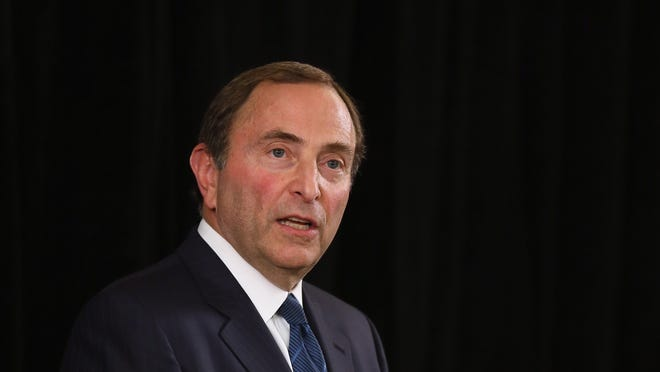 Commissioner Gary Bettman had set a Thursday deadline for the league to hold a full season.