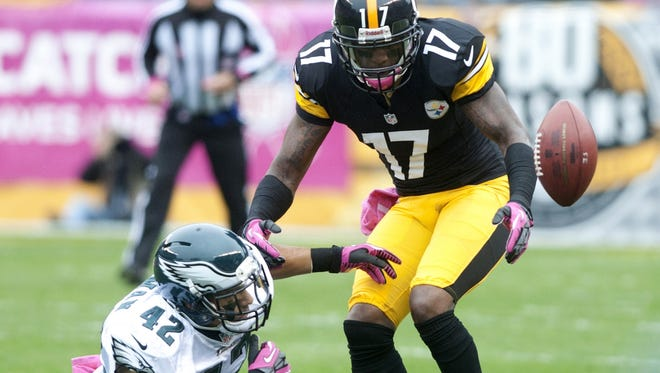 Pittsburgh Steelers wide receiver Mike Wallace vows to reduce his drops.