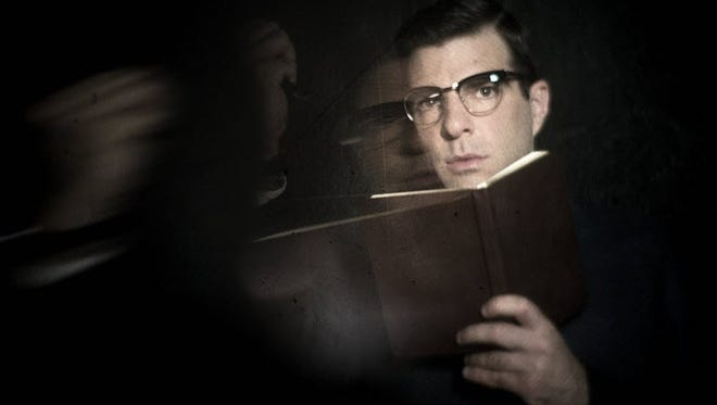 Zachary Quinto takes up residence in the TV series 'American Horror Story.'